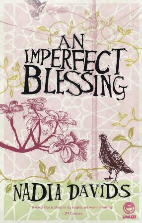 book cover for An Imperfect Blessing