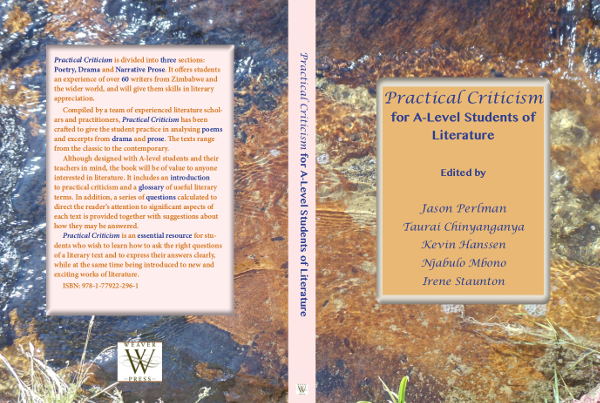 Practical Criticism book cover