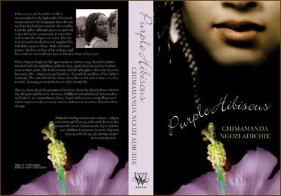 Fiction Purple Hibiscus By Chimamanda Ngozi Adichie