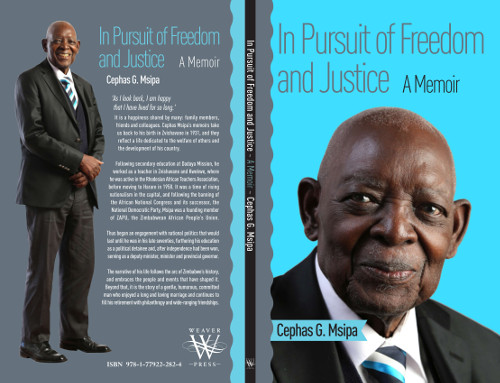 Book cover for In Pursuit of Freedom